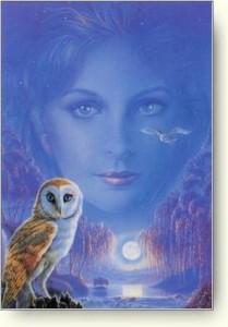 owl-lady